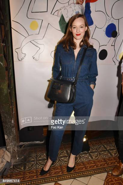 Lou Hayter attends 'Callection' By Jean Charles De Castelbajac and OnePlus at Trianon on September 19 2017 in Paris France