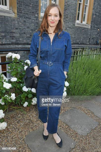 Lou Hayter attends the ALEXACHUNG London Launch Summer 17 Collection Reveal at the Danish Church of Saint Katharine on May 30 2017 in London England