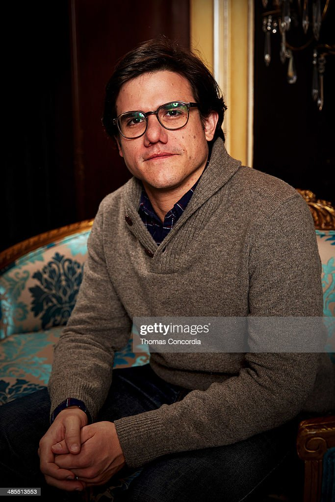 Lou Howe visits the WireImage portrait studio at the Tribeca Film Festival Films 'About Alex,' 'Gabriel,' & 'Match' Tribeca Press Day At The Carlton Hotel Hosted With Fiji Water And Dobel Tequilaon April 18, 2014 in New York City.