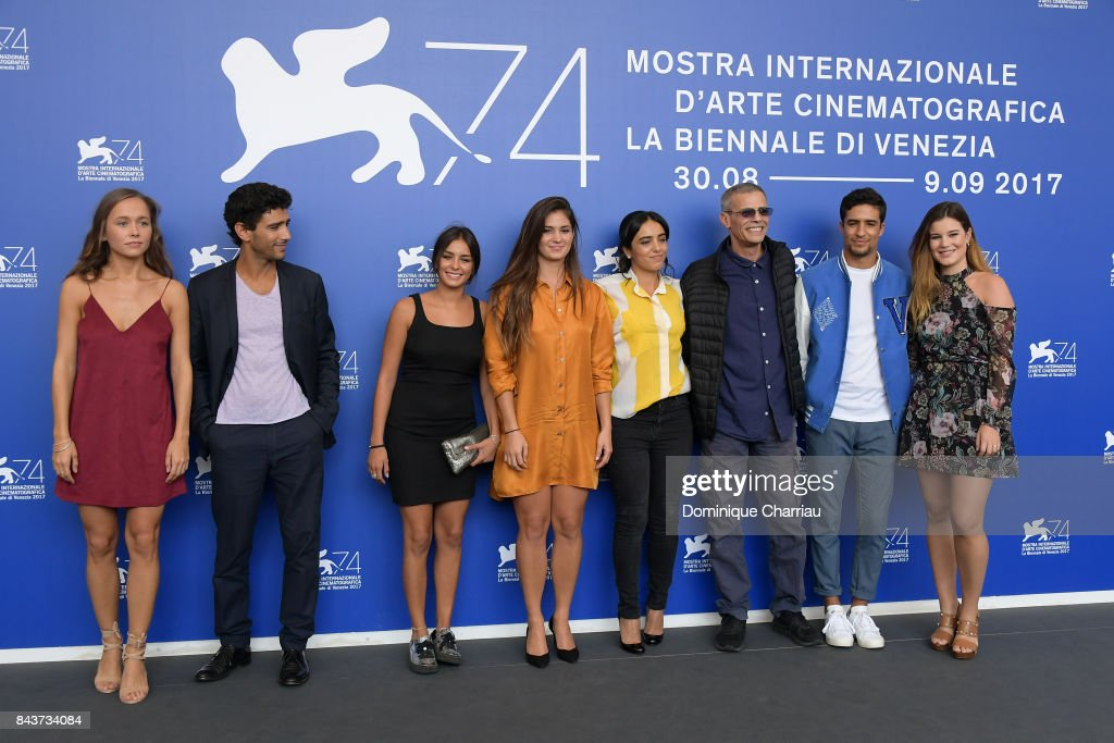 Mektoub; My Love: Canto Uno Photocall - 74th Venice Film Festival : News Photo