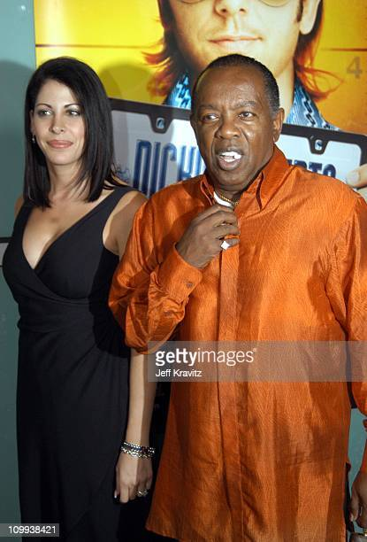 Lou Rawls during World Premiere of Dickie Roberts: Former Child Star at Cinerama Dome in Hollywood, California, United States.
