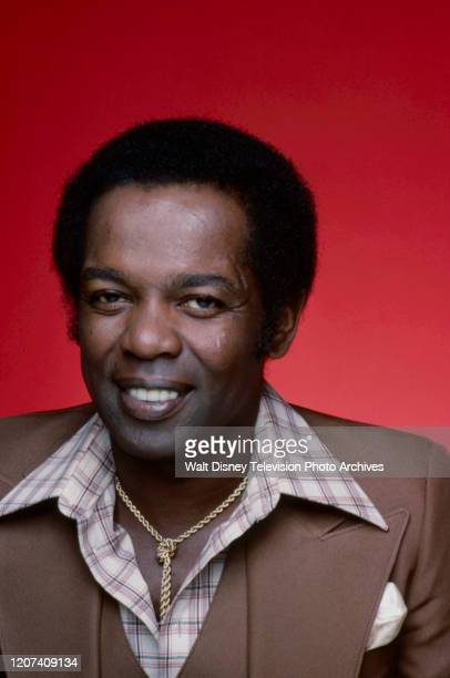 Lou Rawls promotional photo for the ABC tv series 'Thursday Night Special'