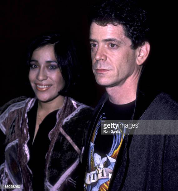 sylvia morales lou reed stock photos and pictures getty