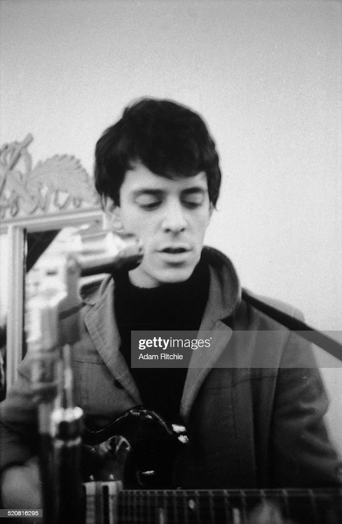 Velvet Underground At The Delmonico Hotel : Fotografía de noticias