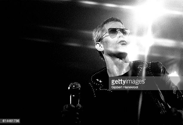 Lou Reed performs at Carre Theatre Amsterdam Netherlands 1974