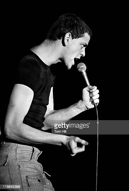 Lou Reed during Lou Reed Performes at Richard's Circa 1973 at Richard's Rock Club in Atlanta Georgia United States