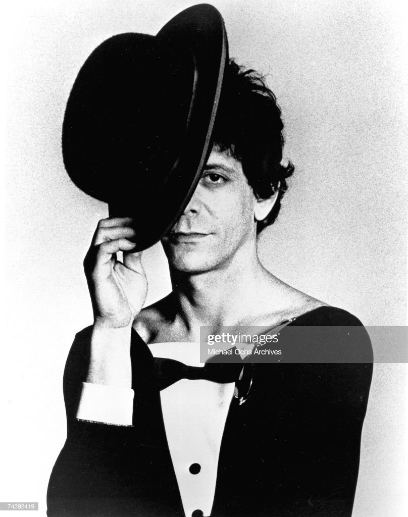 Lou Reed Portrait Session : News Photo