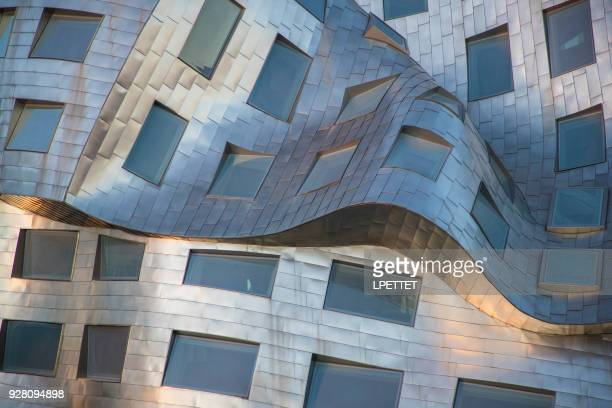 lou ruvo center for brain health - frank gehry stock photos and pictures