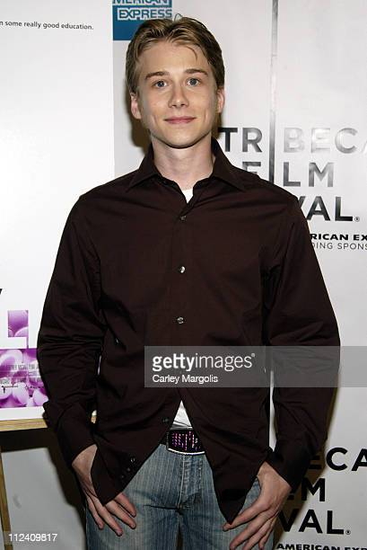 Lou Taylor Pucci during 5th Annual Tribeca Film Festival 'Fifty Pills' Premiere Arrivals at Pace University's Schimmel Center for the Arts in New...