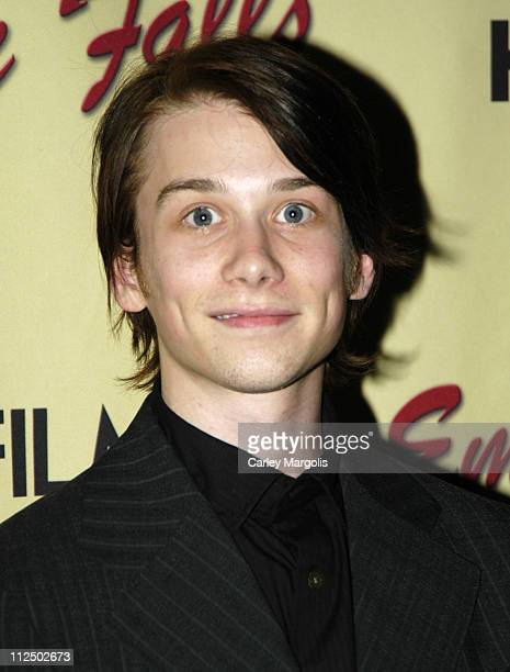 Lou Taylor Pucci during HBO Films 'Empire Falls' New York Premiere at The Metropolitan Museum of Art in New York City New York United States