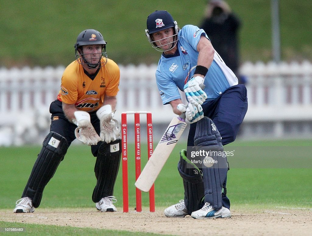 Firebirds v Aces - HRV T20