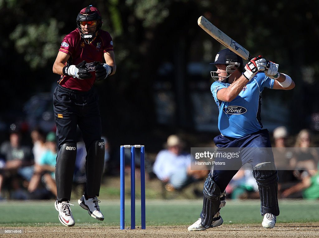 Auckland Aces v Northern Knights - One Day Final