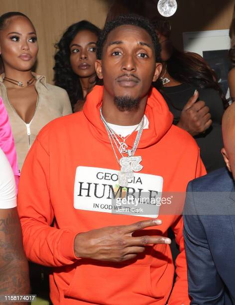 Lou Williams Hosts an NBA Awards After Party at Bootsy Bellows on June 24 2019 in West Hollywood California