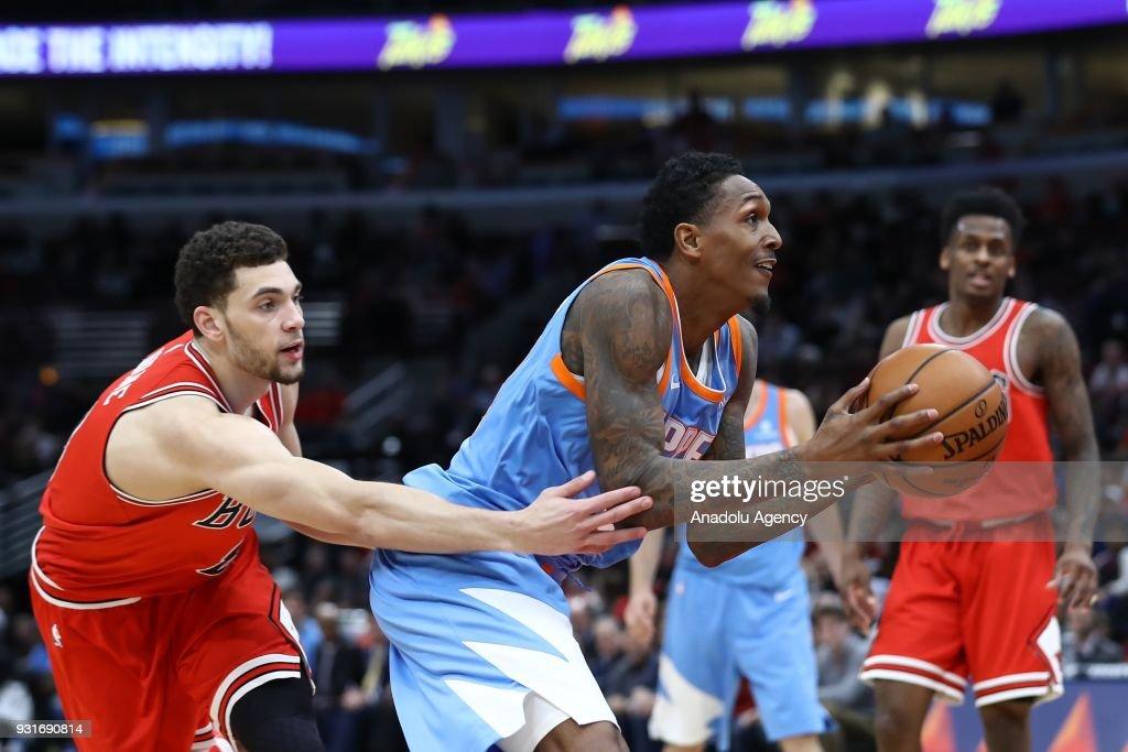 NBA: Chicago Bulls vs Los Angeles Clippers : News Photo