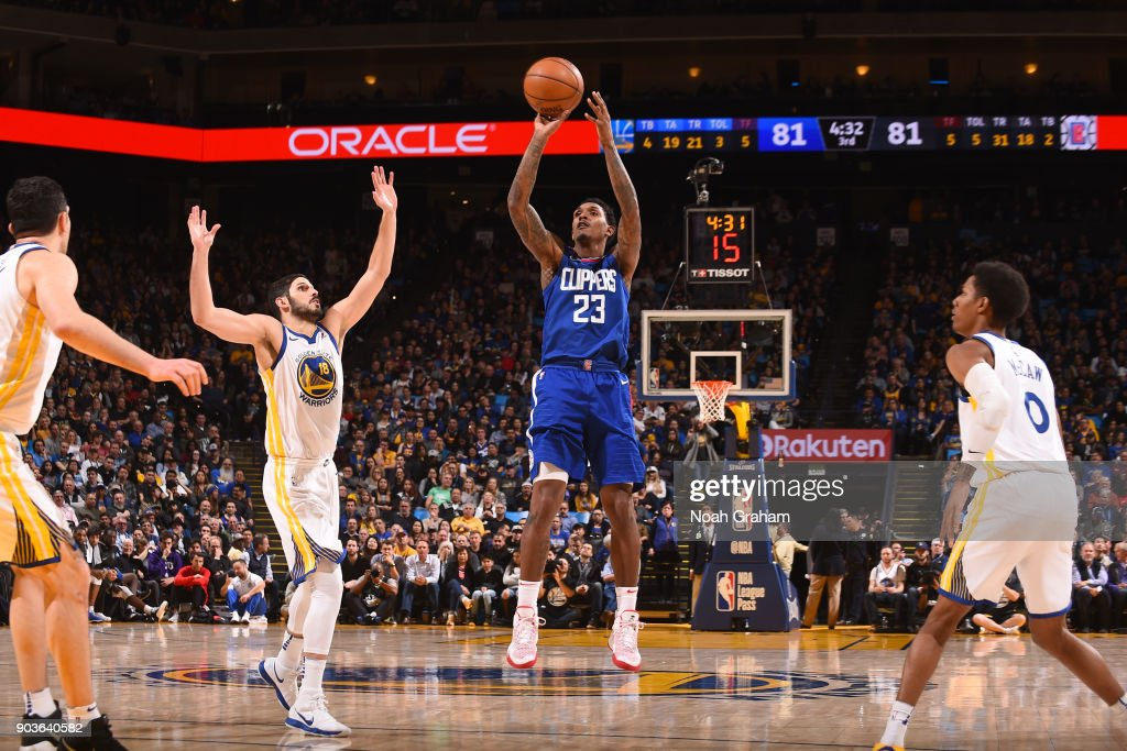 LA Clippers v Golden State Warriors : News Photo