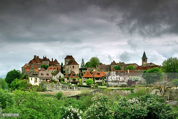 Loubressac Under Cloud