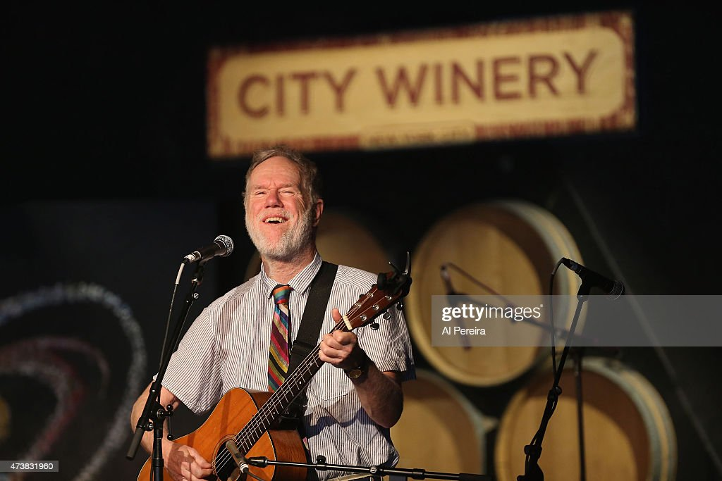 Loudon Wainwright III performs at the Everest Awakening: A Prayer for Nepal and Beyond Benefit show at City Winery on May 17, 2015 in New York City.