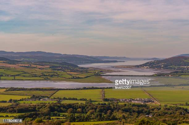 lough swilly, donegal, ireland. - county donegal stock photos and pictures