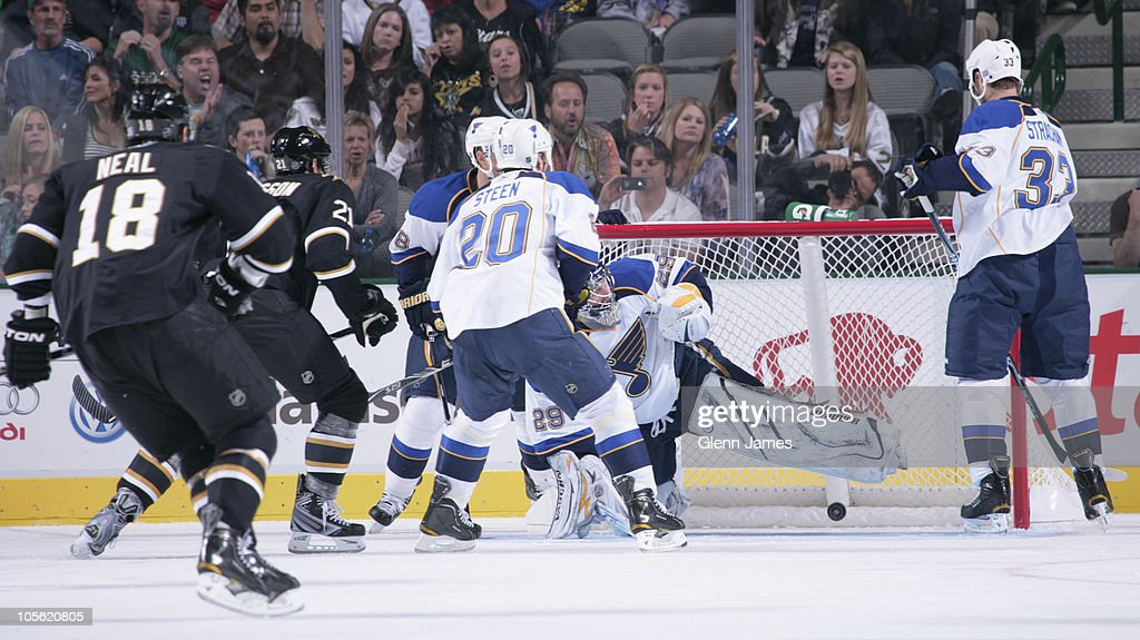 St. Louis Blues v Dallas Stars