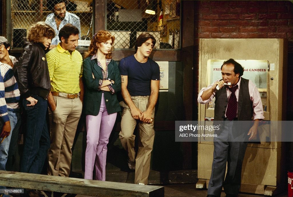 TAXI - 'Louie and the Nice Girl' - Airdate on September 11, 1979. (Photo by ABC Photo Archives/ABC via Getty Images) JEFF