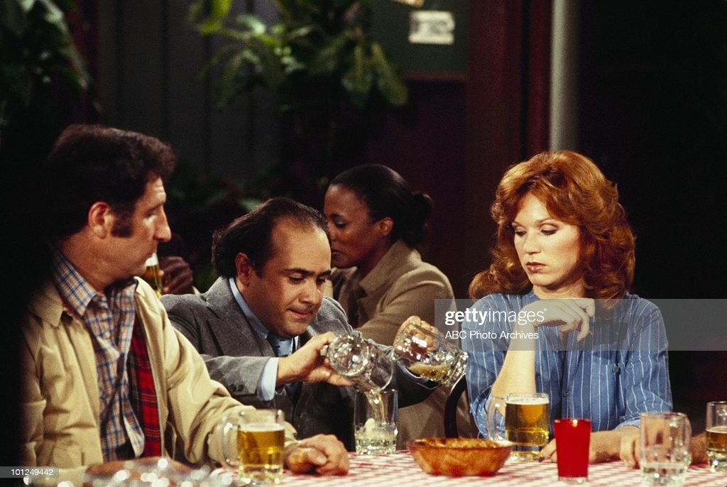 TAXI - 'Louie and the Nice Girl' - Airdate on September 11, 1979. (Photo by ABC Photo Archives/ABC via Getty Images) JUDD