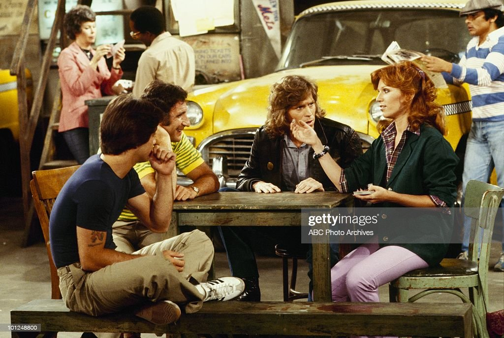 TAXI - 'Louie and the Nice Girl' - Airdate on September 11, 1979. (Photo by ABC Photo Archives/ABC via Getty Images) TONY