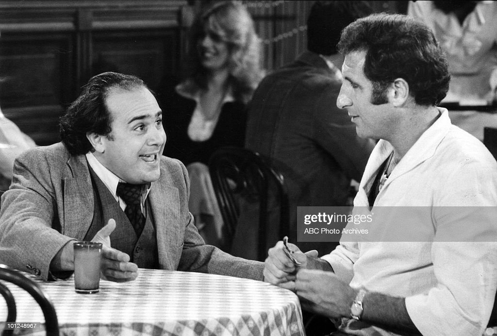 TAXI - 'Louie and the Nice Girl' which aired on September 11, 1979. (Photo by ABC Photo Archives/ABC via Getty Images) DANNY