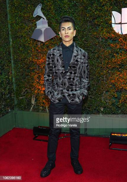 Louie Castro attends the 19th annual Latin GRAMMY Awards at MGM Grand Garden Arena on November 15 2018 in Las Vegas Nevada
