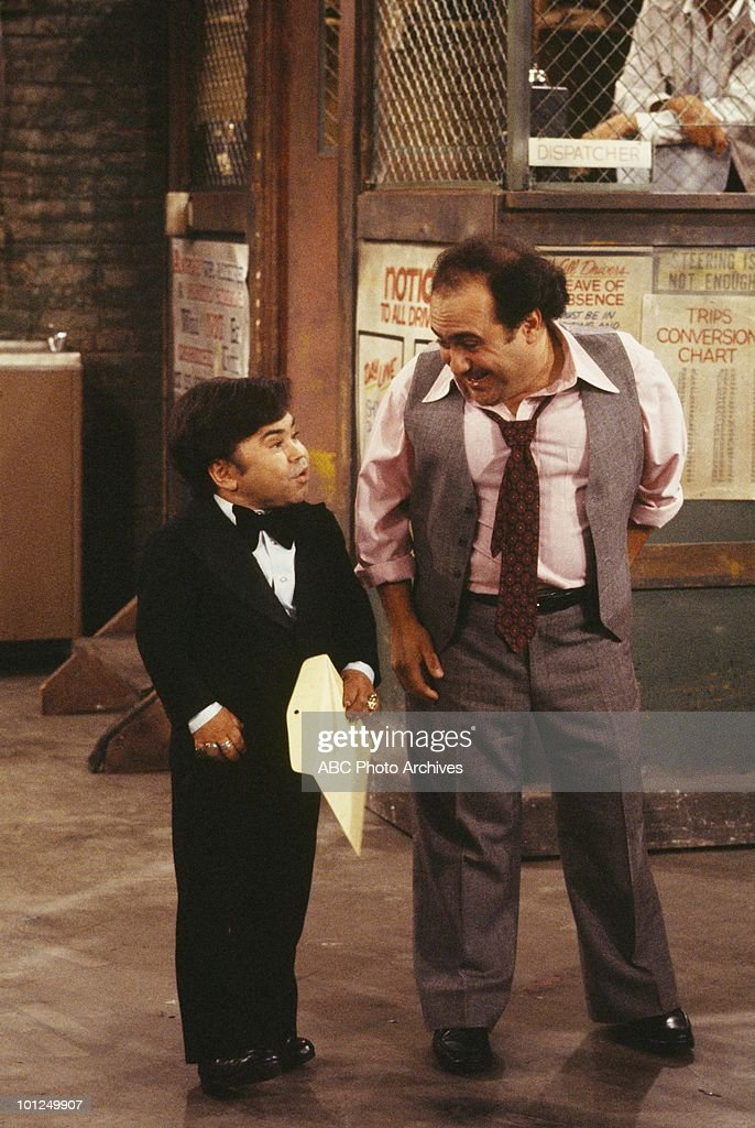 TAXI - 'Louie Meets the Folks' and 'Fantasy Borough' - Airdate Decamber 11, 1979 and May 6, 1980. (Photo by ABC Photo Archives/ABC via Getty Images) HERVE