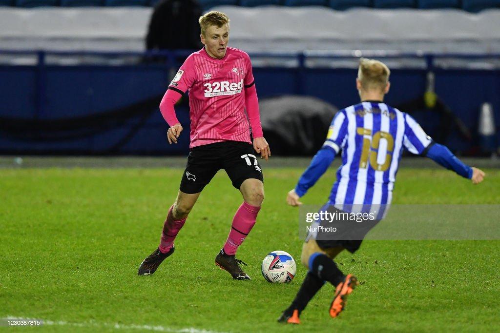 Sheffield Wednesday vs Derby County Sky Bet Championship : ニュース写真