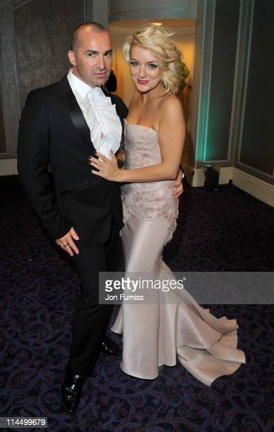 Louie Spence and Sheridan Smith at the The Philips British Academy Television Awards at Grosvenor House, on May 22, 2011 in London, England.