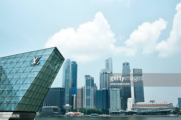 Louie Vuitton almacenar, Singapur