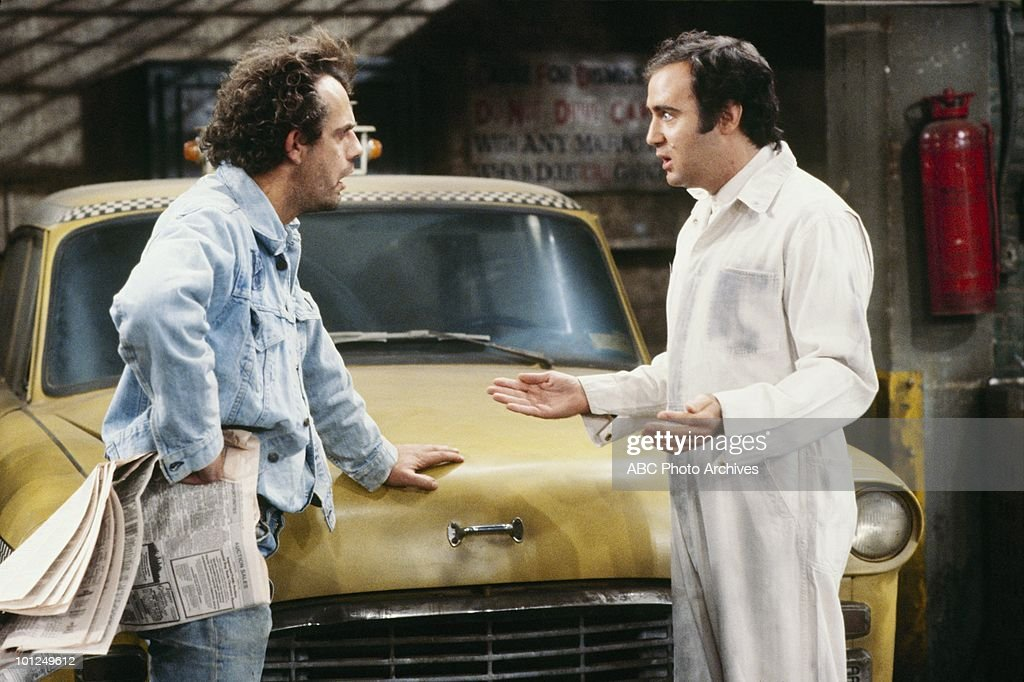 TAXI - 'Louie's Fling' which aired on November 5, 1981. (Photo by ABC Photo Archives/ABC via Getty Images) CHRISTOPHER