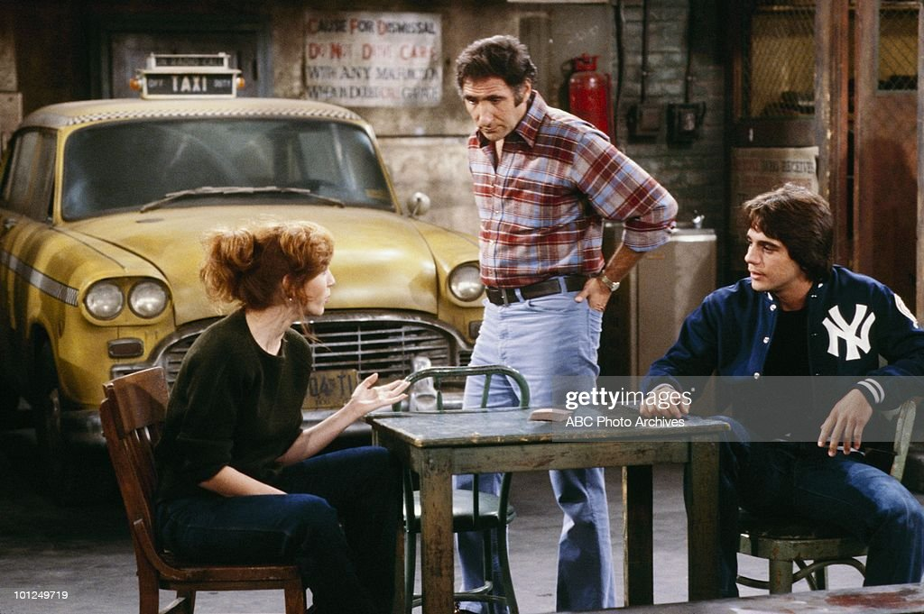 TAXI - 'Louie's Fling' which aired on November 5, 1981. (Photo by ABC Photo Archives/ABC via Getty Images) MARILU
