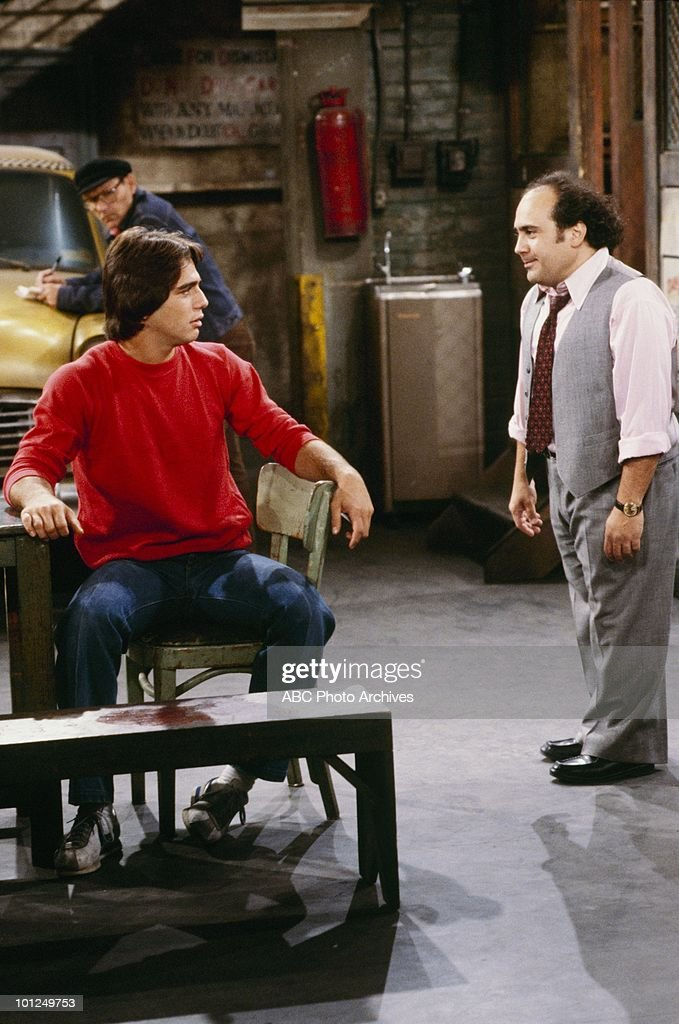 TAXI - 'Louie's Fling' which aired on November 5, 1981. (Photo by ABC Photo Archives/ABC via Getty Images) TONY