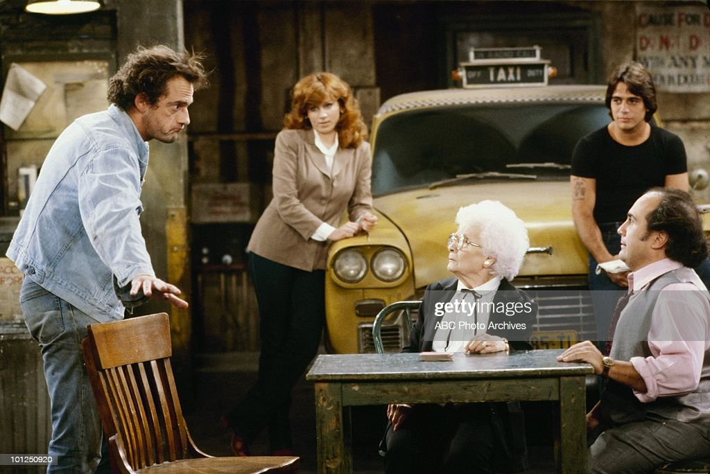 TAXI - 'Louie's Mom Remarries' which aired on November 19, 1981. (Photo by ABC Photo Archives/ABC via Getty Images) CHRISTOPHER