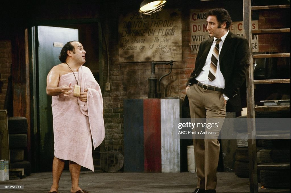 TAXI - 'Louie's Mom Remarries' which aired on November 19, 1981. (Photo by ABC Photo Archives/ABC via Getty Images) DANNY