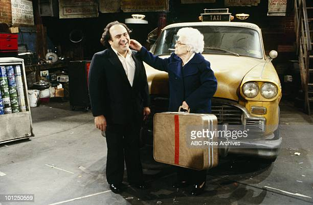 TAXI 'Louie's Mother' which aired on March 26 1981 DANNY