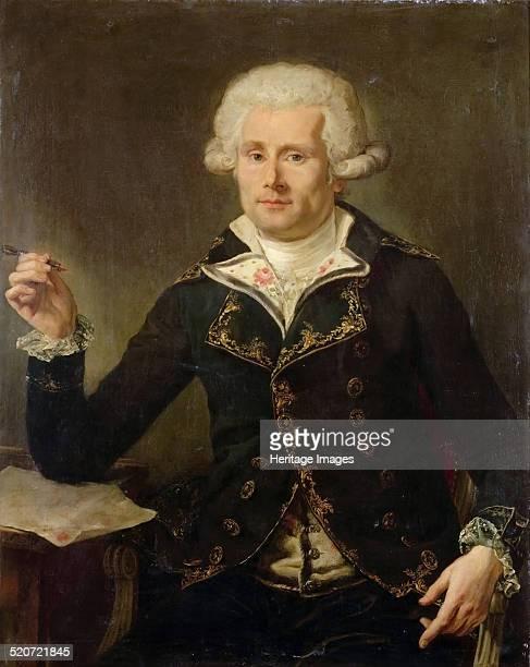 Louis Antoine de Bougainville . Found in the collection of Musée de l'Histoire de France, Château de Versailles.