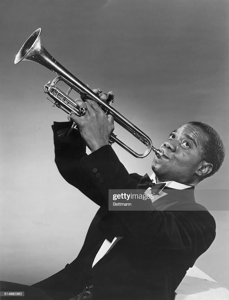 Louis Armstrong : News Photo