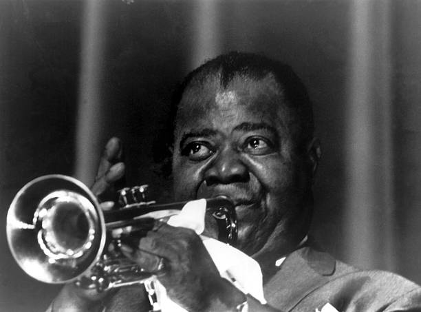 Louis Armstrong In Concert