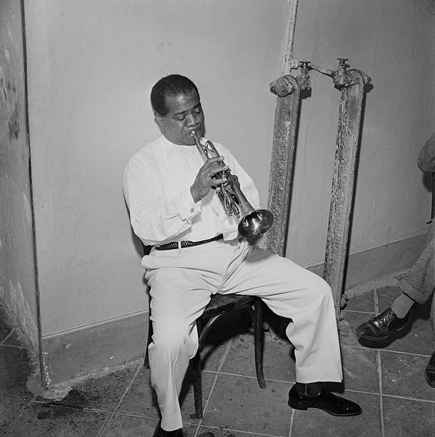 Louis Armstrong Wall Art