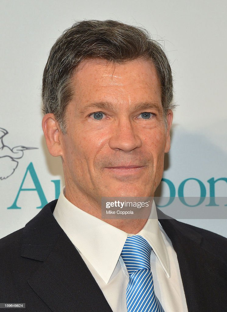 Louis Bacon attends the 2013 National Audubon Society Gala Dinner on January 17, 2013 in New York, United States.