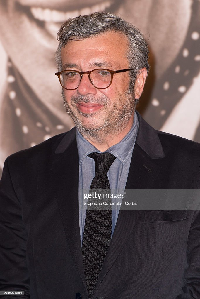 Louis Becker attends the Tribute to Jean Paul Belmondo and Opening Ceremony of the Fifth Lumiere Film Festival, in Lyon.
