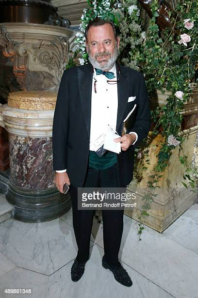 Louis Benech attends the Ballet National de Paris Opening Season Gala at Opera Garnier on September 24 2015 in Paris France