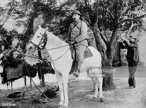 Louis Botha, Afrikaner soldier and statesman, 1900 . Botha was Commander-in-chief of the Boer forces from 1900 during the 2nd Boer War , leading a...