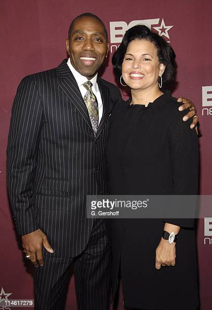 Louis Carr, President of Media Sales and Debra Lee, Chairman and CEO of BET