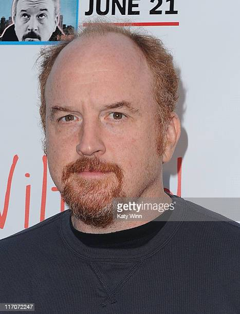 Louis CK arrives at the Premiere Party for FX's 'Wilfred' and 'Louie' on June 20 2011 in Los Angeles California
