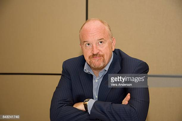Louis CK at 'The Secret Life of Pets' Press Conference at the Conrad Hotel on June 24 2016 in New York City