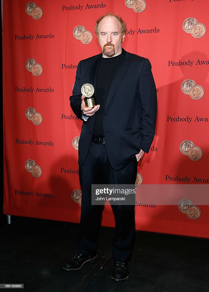 Louis C.K. attends 72nd Annual George Foster Peabody Awards at The Waldorf=Astoria on May 20, 2013 in New York City.